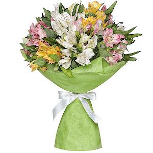 Доставка цветов в саратове через интернет букет из конфет на свадьбу киев